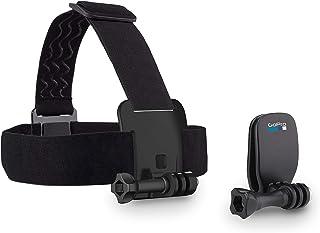 GoPro huvudrem och snabbklämma (officiell GoPro tillbehör)