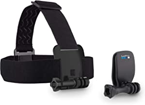 GoPro Head Strap + QuickClip (All GoPro Cameras) – Official GoPro Mount