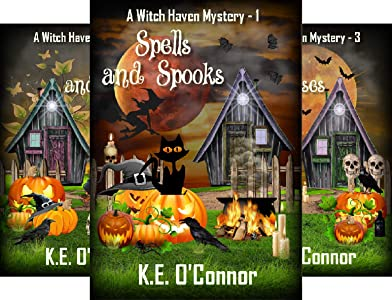 Witch Haven Mystery - a fun cozy witch paranormal mystery