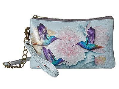 Anuschka Handbags 637 (Rainbow Birds) Handbags