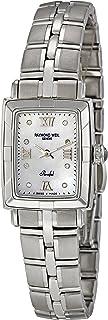 Raymond Weil - Reloj de Mujer 9741-ST-00995 con Esfera Blanca