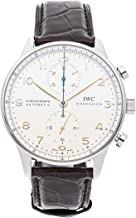 IWC Portugieser Mechanical (Automatic) Silver Dial Mens Watch IW3714-45 (Certified Pre-Owned)