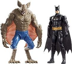 Batman Missions Batman vs Man-bat 2-Pack Figures