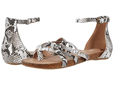 Me Too Niki (Black/White Snake Global Print Cow) Women