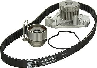 Gates TCKWP312 Engine Timing Belt Kit with Water Pump