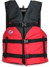 MTI Day Tripper Life Jacket - Red - Universal (30-52