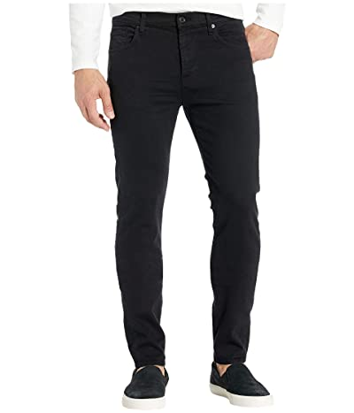 7 For All Mankind Ryley Modern Skinny (Annex Black (Luxe Performance)) Men