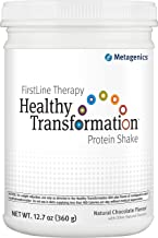 Metagenics - Healthy Transformation Protein Shake, Chocolate Flavor, 12.7 oz Powder