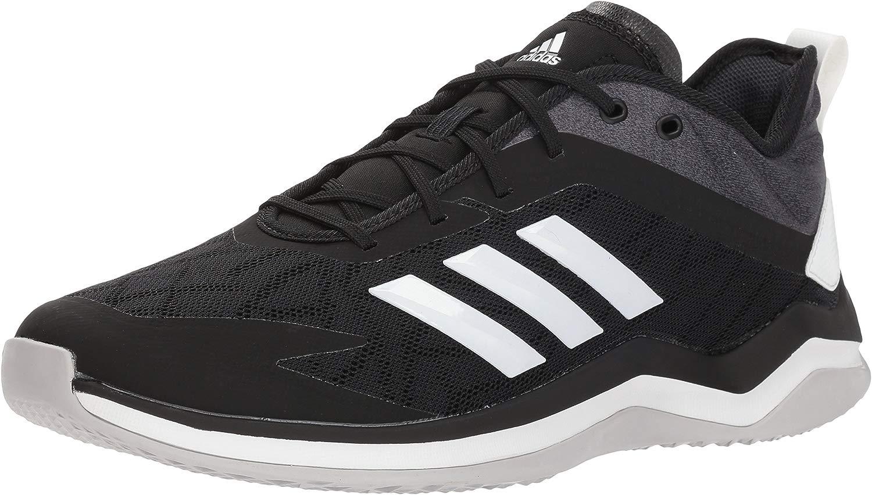 Adidas Men's Speed Trainer 4 Baseball Baseball schuhe, schwarz Crystal Weiß Carbon, 11.5 M US  Marken online billig verkaufen