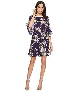 Astrid Floral Apron Dress