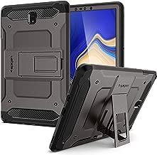 Spigen Tough Armor Tech Designed for Samsung Galaxy Tab S4 Case (2018) - Gunmetal