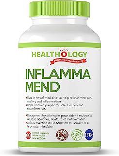 Healthology Inflamma Mend 60 Caps