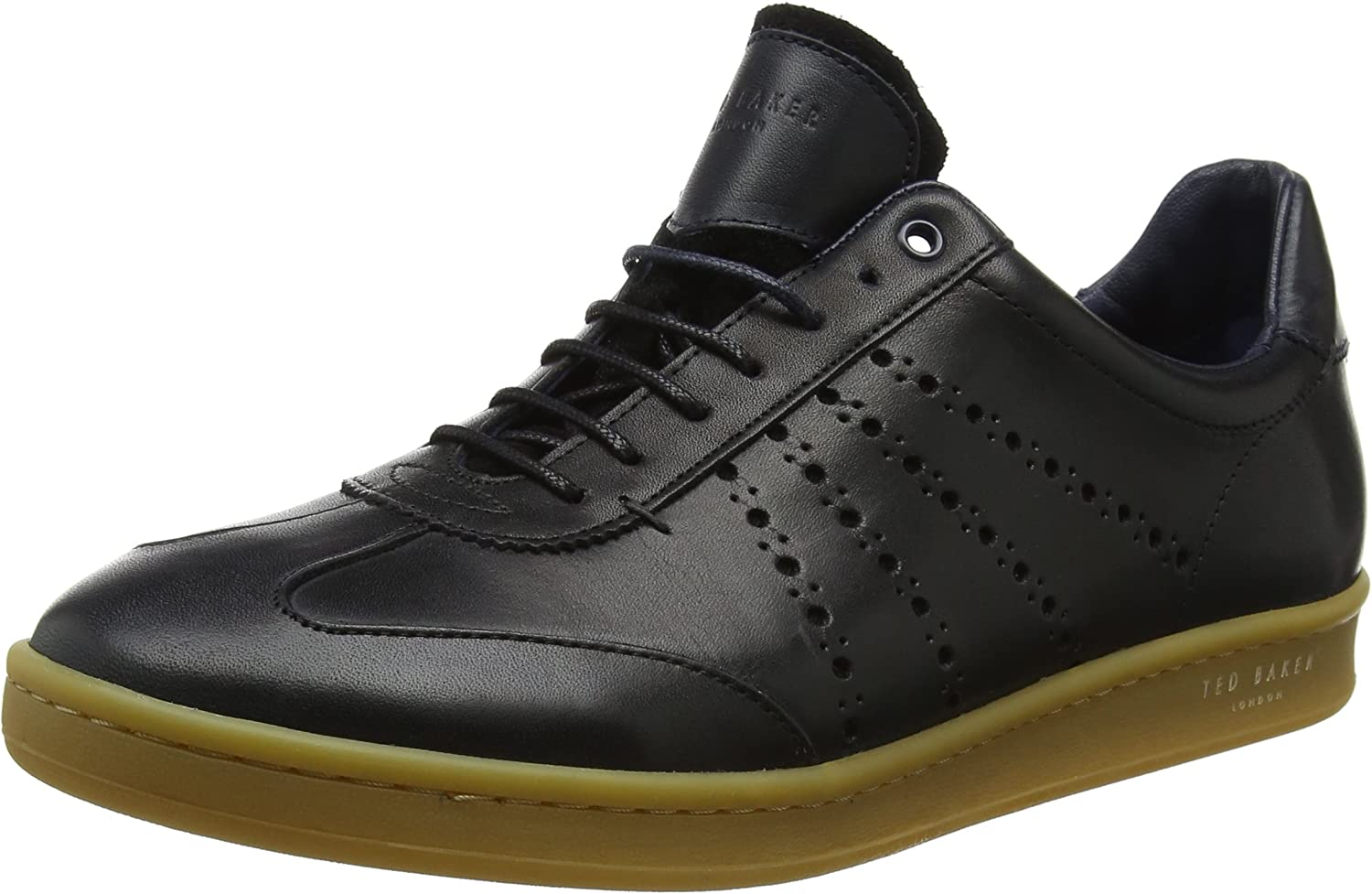 Ted Baker Orlee - Black Leather Mens shoes