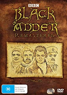 Blackadder: The Complete Blackadder [6 Disc] (DVD)