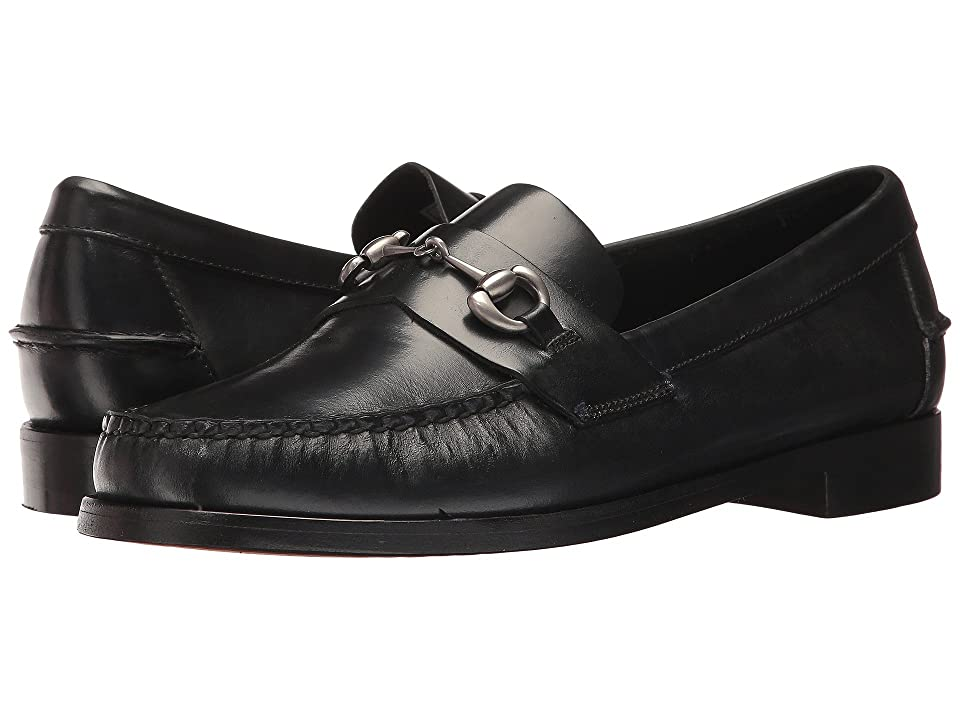 Sebago Legacy Bit (Black Leather) Men
