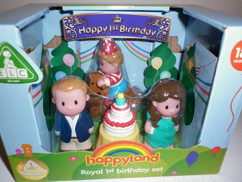Happyland Royal 1st Birthday Set (Happy Land) by HappyLand
