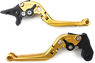 TARAZON CNC Bremshebel Kupplungshebel Set Verstellbar passende CBR600F//S//SA 2010-2013//CB600 F//S Hornet 2007-2014//CBR600F 2011-2014