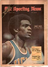 The Sporting News Newspaper March 13, 1971#1 College Player UCLA's Sidney Wicks GOOD