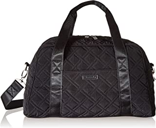 Women's Microfiber Compact Sport Travel Bag