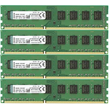 Certified Refurbished 32GB PC3-10600R 1333MHz DDR3 ECC Registered Memory Kit for a Supermicro X8DTE-F Server 4x8GB