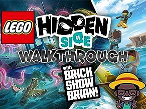 Lego Hidden Side Walkthrough With Brick Show Brian