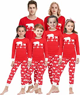 Matching Adult And Kids Pjs