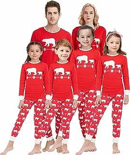 Matching Family Pajamas Christmas Reindeer PJs Mum and Me...