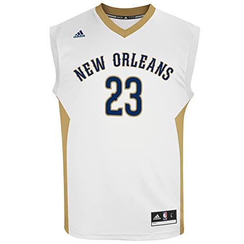 d9464ce2296 adidas NBA Mens Replica Player Home Jersey
