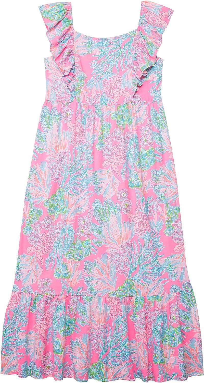 Lilly Pulitzer Girl's Vienna Maxi Dress (Toddler/Little Kids/Big Kids)
