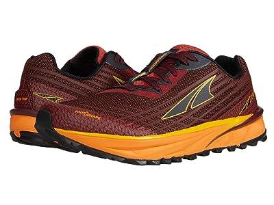 Altra Footwear Timp 2 (Dark Red/Orange) Men