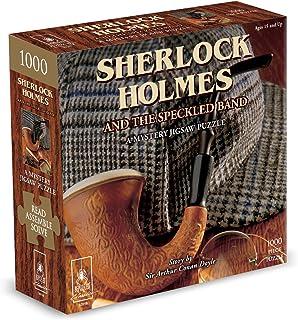 Classic Mystery Jigsaw Puzzle – Sherlock Holmes