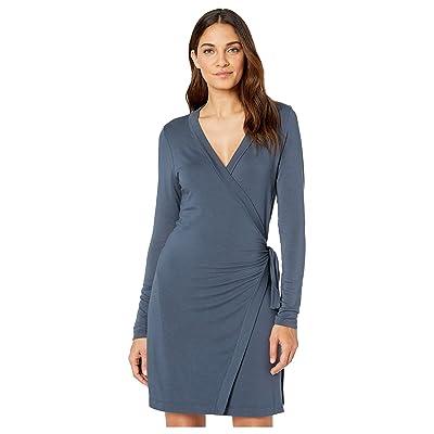 LAmade Lenore Wrap Dress (Mysterious) Women