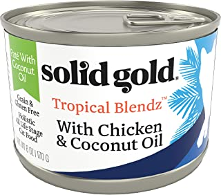 Solid Gold Coconut Tropical Chicken