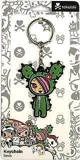 tokidoki Rubber Character Key Chain - Sandy