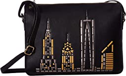 Bets in the City Crossbody