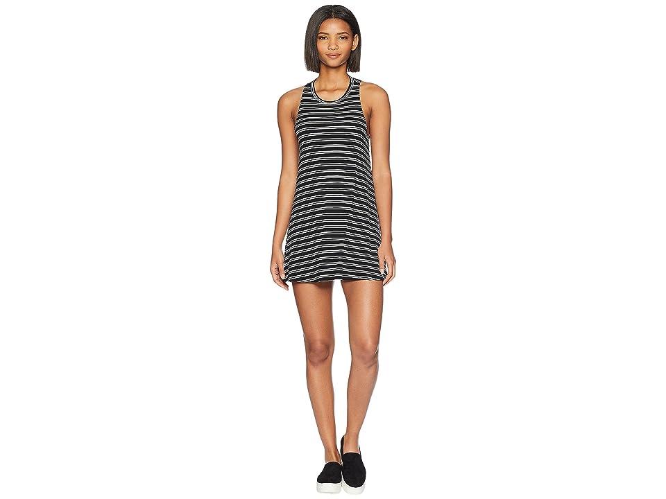 Rip Curl Classic Surf Tank Dress (Black) Women