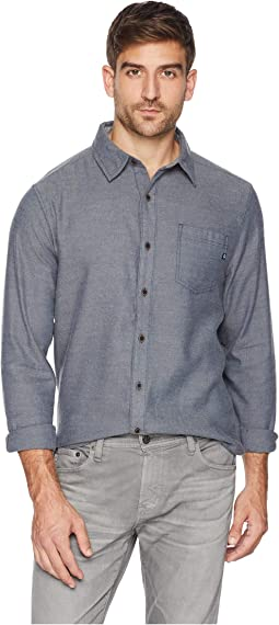 Hobson Midweight Flannel Long Sleeve