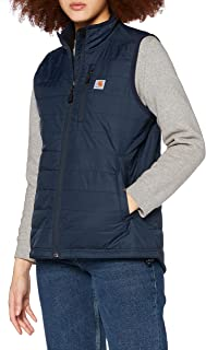 Carhartt Duffle Coat Gilliam Vest Bodywarmers