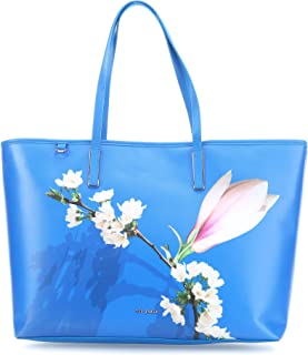 1e40d62df70fa0 Ted Baker Beckkaa Harmony Canvas Bright Blue Tote
