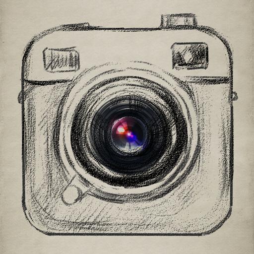 Pencil Camera - Free Photo Sketch