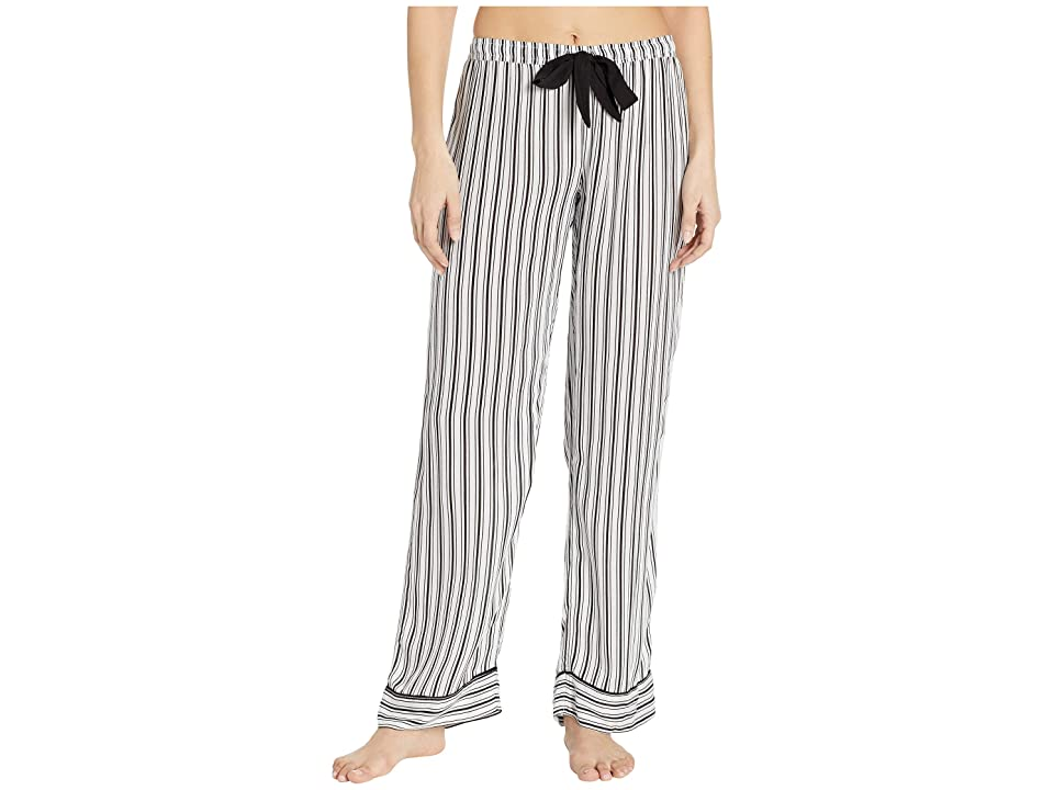 P.J. Salvage Oh My Stars Stripped Pants (Ivory) Women