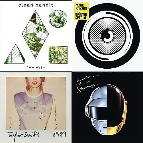 50 Great Modern Pop Songs by Daft Punk, Demi Lovato, Emeli