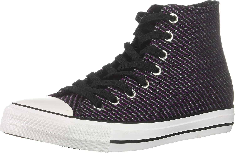 Converse Womens Chuck Taylor All Star Woven High Top Sneaker