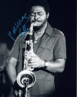 Alfred Pee Wee Ellis Signed Autograph 8x10 Photo James Brown's Band COA