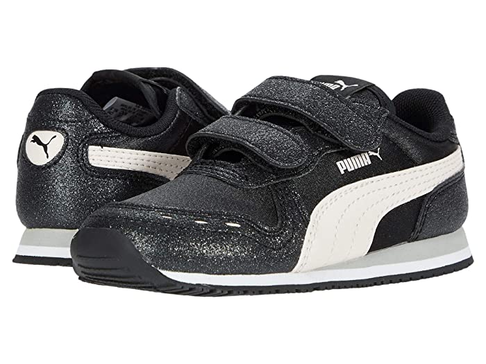 Puma Sneaker CABANA RUN in Schwarz | DEICHMANN AT