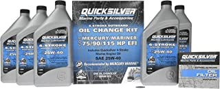 quicksilver oil change kit