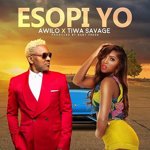 Esopi Yo (feat  Tiwa Savage) by Awilo Longomba on Amazon