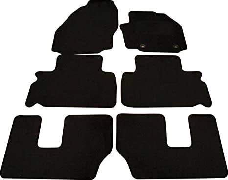 Sakura Fuãÿ Mats In Black For Ford Galaxy Suitable For 2006 Models Auto