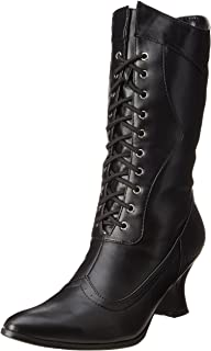 Ellie Shoes Women's 253 Amelia Victorian Boot