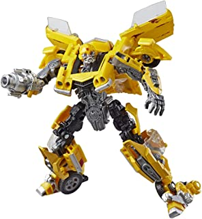 Transformers Studio Series 27 Deluxe Class Movie 1 Clunker Bumblebee Action Figure